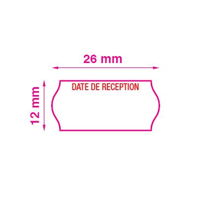 Etiquette 26X12