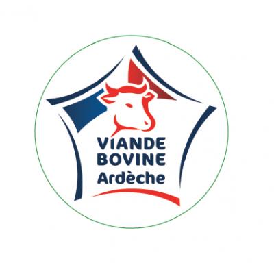 Etiquette viandes bovine ARDECHE D25